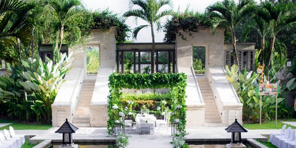 Sheraton Mustika Resort Yogyakarta Wedding Package