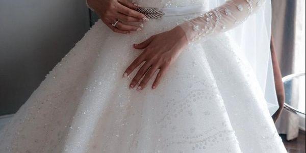DP WEDDING GOWN- MATRIMONY