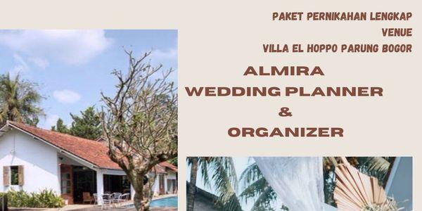 Paket Pernikahan Lengkap Venue Villa El Hoppo Parung Bogor
