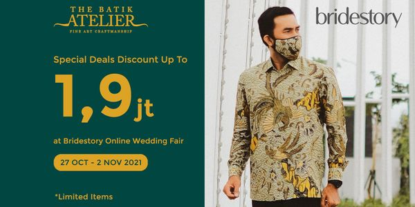 Family Package GOLD 1 - Special Deals   Grooms + 2 father (3 Batik)