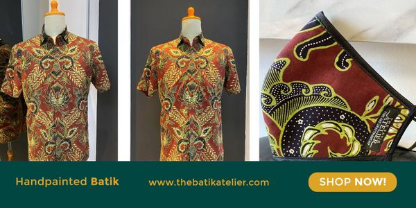 Best Offer Batik Katun - Ready To Wear Size M