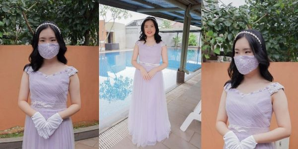 Lilac Sabrina 1 Gown Rent