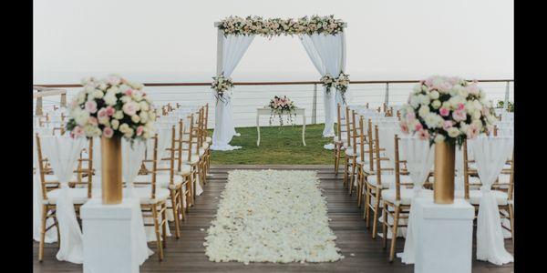 The edge Wedding