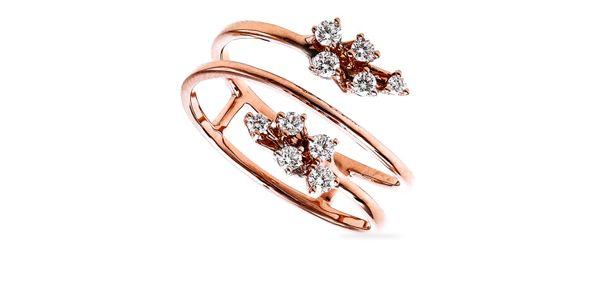 SIORAI Abiela Ring 08191662 Cincin Berlian Size 4-15 (Pre-Order)