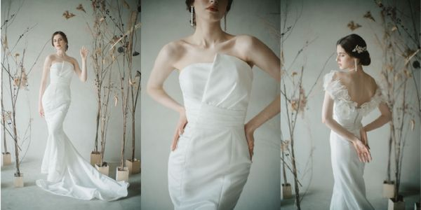 Intimate Wedding Gown