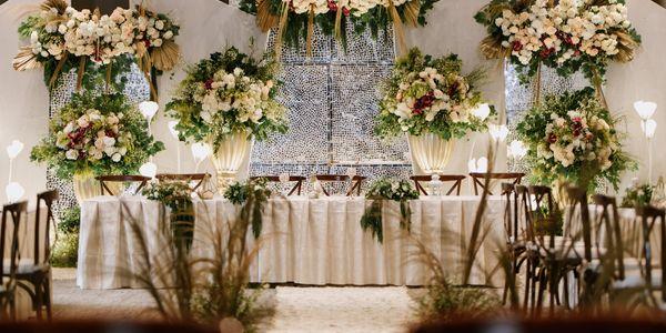 Wedding @ KRIYA Kelapa Gading – Intimate Wedding