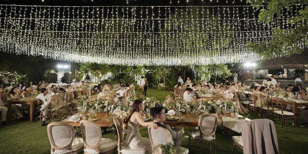 Enchanting Cliff-Top Wedding Wonderland Uluwatu x Catalina