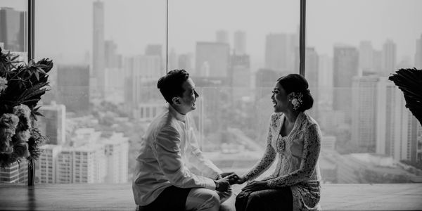 Intimate Wedding Photo, Video & Live Streaming