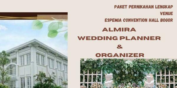 Paket Pernikahan Lengkap. Venue: Espemia Convention Hall&KiranaCaterin