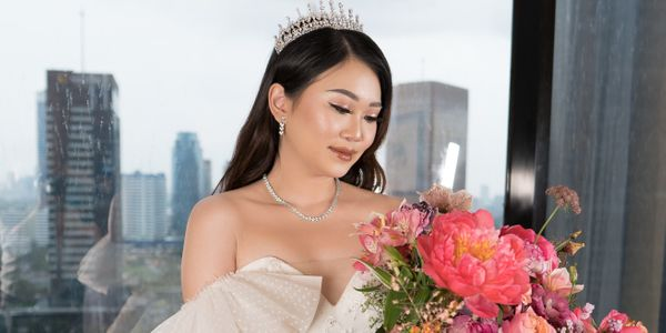 Wedding Makeup - Silver Package