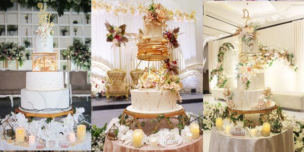 Intimate Wedding Cake Favorite