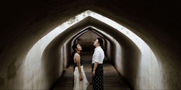 Jogja Pre-Wedding Photo & Video