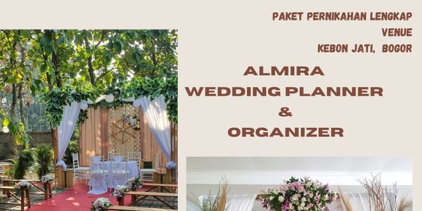Paket Pernikahan Lengkap, Venue Kebon Jati Bogor