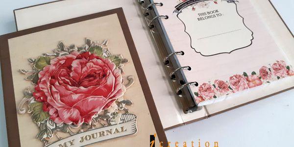 Refillable Agenda Invitation 6