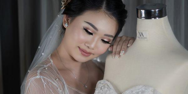 Wedding makeup - Platinum Package