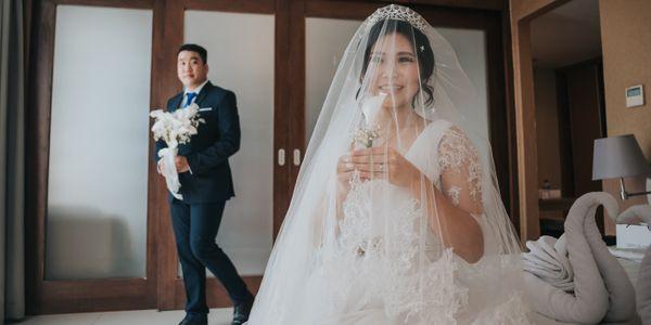 Affinity Wedding + Pre-Wedding (Gown + MUA + Photo Video)
