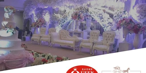 ONE-STOP WEDDING PACKAGE (BRIDAL & 20 MEJA (6 ORANG /MEJA)
