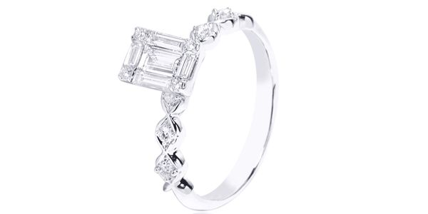 CYBELE DIAMOND RING