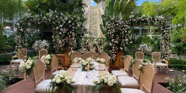 Intimate Wedding