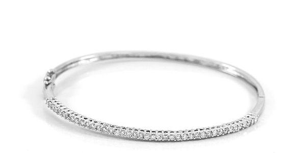 Gelang Emas Berlian Wanita DB000165 V&CO Jewellery