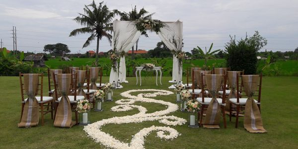 Wedding Ceremony or Akad Packages 10 pax - Rp 3.000.000
