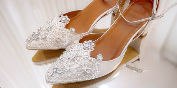 WEDDING SHOES/SEPATU PESTA/SEPATU WEDDING BY REMIZY IVONNY