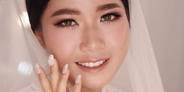 Intimate Wedding Makeup