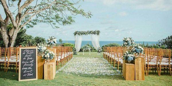 Karang Putih Villa Bali Wedding Package Up To 200 Pax