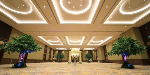 HOTEL SULTAN JAKARTA (PAKET PERNIKAHAN ALL-IN NEW NORMAL)