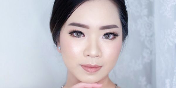 Gold Wedding Makeup Package (No Retouch)