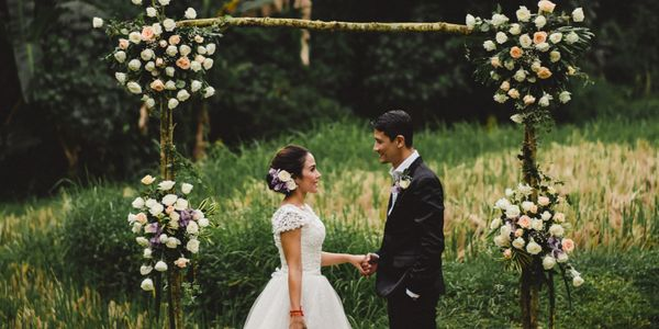 Wedding at Plataran Ubud