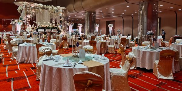 Gold Intimate Wedding Package