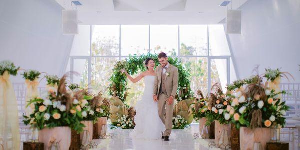 LUXURY EPIC WEDDING