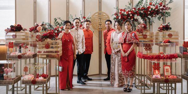Qipao + Changsan Custom Rent