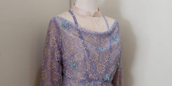 Custom made Engagement dress / kebaya