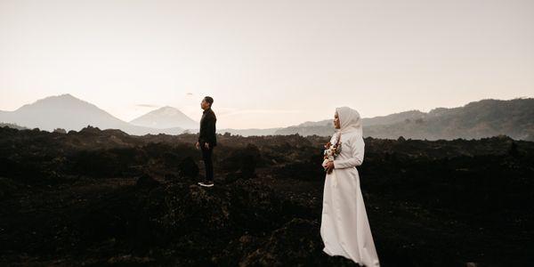 4-Hours Bali Prewedding Photo & Video Conceptual