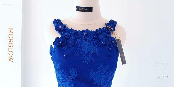 Ruberry Maxi Dress