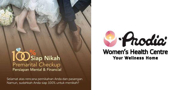 Premarital Check Up Plus - Couple