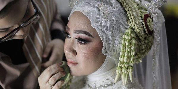 Makeup Wedding Retouch