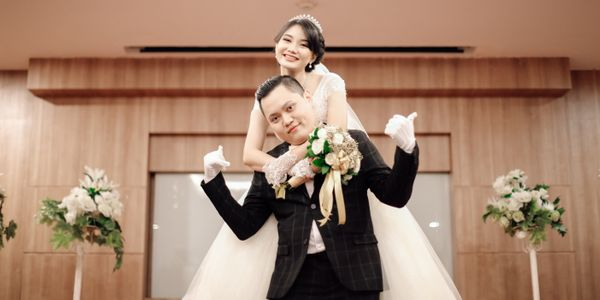 PAKET PLATINUM WEDDING DOKUMENTASI