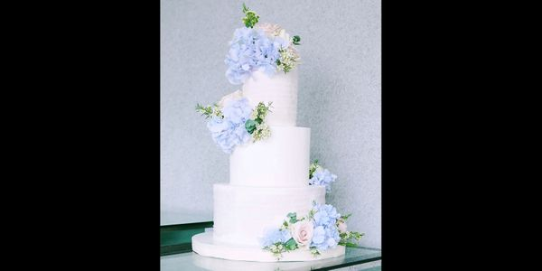 3 Tiered Wedding Cake B
