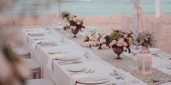 Intimate Wedding for 50 persons