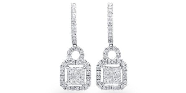 DAPHNE DIAMOND EARRINGS