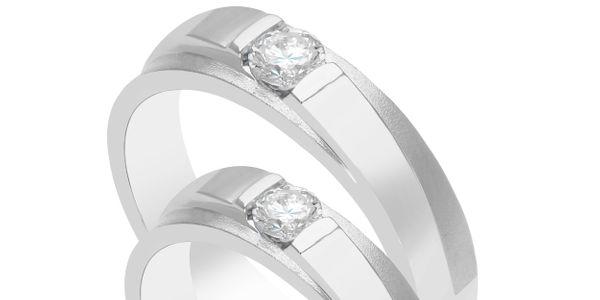 Diamond Wedding Rings CKS0184