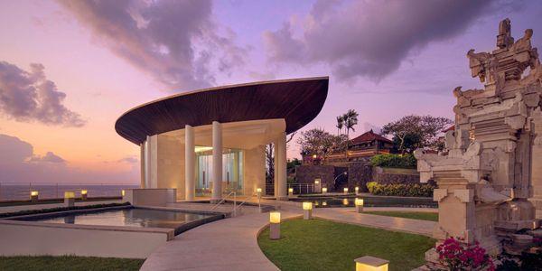 Intimate Wiwaha Beach Wedding at Hilton Bali Resort