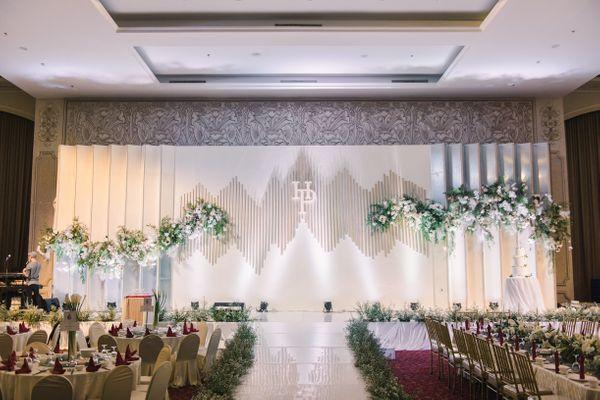 Package - Ballroom Wedding