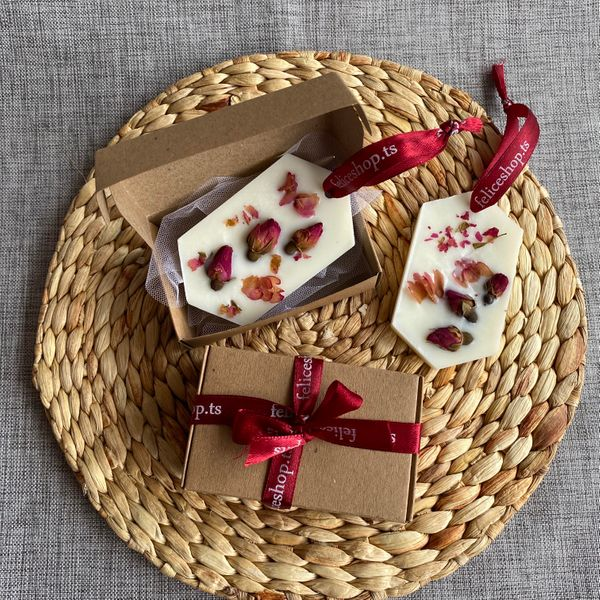 Dried Flower Aromatherapy Candle Sachets