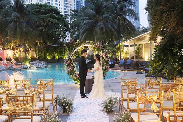 Wyndham Casablanca Jakarta - Blessing Ceremony Package