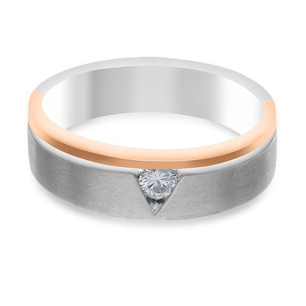 Diamond Wedding Ring WM03