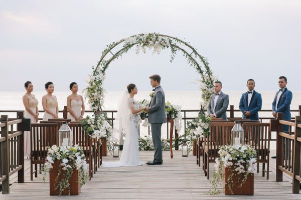 SWEET ESCAPE AT KISIK PIER - COMPLETE PACKAGE 30 GUESTS